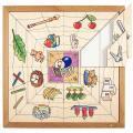 PLATEAU 17 PIECES LES CHIFFRES