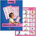 Fichier LOGICO PRIMO syllabes et mots