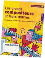 """Coffret """"Les grands compositeurs et leurs oeuvres"""""""
