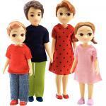 DJECO - Famille européenne 4 personnes