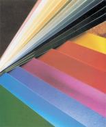 Papier dessin mi-teinte 50x32 pastel - Paquet de 24