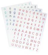 Gommettes Alphabet - Pochette de 320