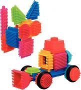 SET DE 112 BLOCS DE CONSTRUCTION ASSORTIS