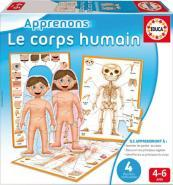 Le corps humain - Collection Apprenons