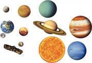 SET 12 PLANETES MAGNETIQUES