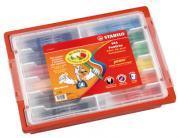 Feutres coloriage pm power - Schoolpack de 144