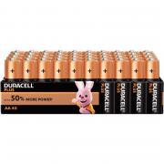 Paquet 40 piles 1.5v Plus Power LR06 DURACELL