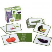 Imagier multilingue légumes