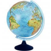 Globe géographique LED