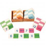 Domino 96 pièces division table 2 à 29