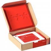 Boite de 24 cartes pour ardoise magnétique