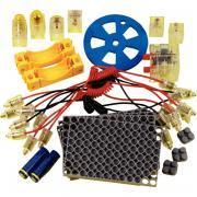 Boîte expérience circuits électriques