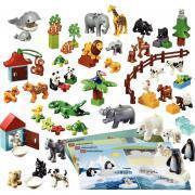 Les animaux LEGO 91 pcs