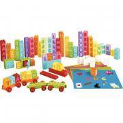 Les lettres LEGO 130 pcs
