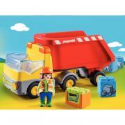 Camion benne PLAYMOBIL 1-2-3