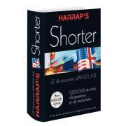 """Dictionnaire bilingue """"Harrap's Shorter"""" Anglais-Français / Français-Anglais"""