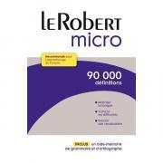 "Dictionnaire ""Le Robert Micro"""