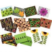 Set de 16 cartes plastifiées pour le code 14135