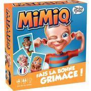 Mimiq fais la bonne grimace