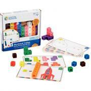Set de 100 cubes + 15 fiches d'activités