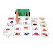 Set de 46 cartes sur le thème : les objets du quotidien