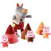 Nicolas le loup et les 3 petits cochons