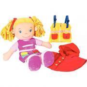 Maxi poupée d'apprentissage Lola