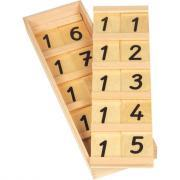Premières tables de Seguin 10-19