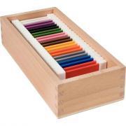 Boite de 22 tablettes de 11 couleurs