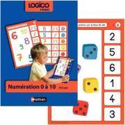 Fichier LOGICO PRIMO numération de 0 à 10
