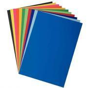 Feuilles affiche 80g - 60x80 cm - Coquelicot - Paquet de 25