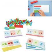 Atelier cubes et nombres