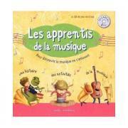 Livre Les apprentis de la musique
