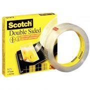 Scotch - Rouleau double face - 19mm x 33m