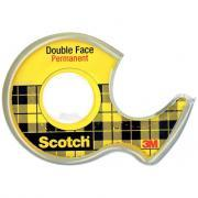 Scotch - Rouleau double face - 12mm x 6m