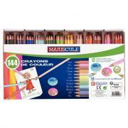 Crayons de couleur - Classpack de 144