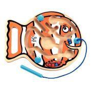 Labyrinthe magnétique - Le poisson