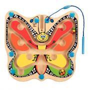 Labyrinthe magnétique - Le papillon