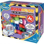 Asmodee - Jeu de société - Rush Hour Junior