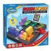 Asmodee - Jeu de société - Rush Hour Classique