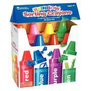 Crayons de couleurs g�ants - Boite de 8