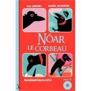 "Livre-CD ""Nôar le corbeau"""