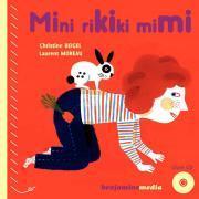 """Livre-CD """"Mini rikiki mimi"""""""