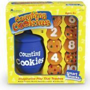 Counting Cookies - Le Pot à Cookies de 1 à 10