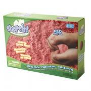 Sable à mouler Shape It! - Rouge - Boîte de 2,3 kg