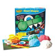 BUBBER Smart Shapes - Pâte à modeler magique