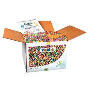 Carton de 12 000 flocons PLAYMAIS Mosaïc + Accessoires