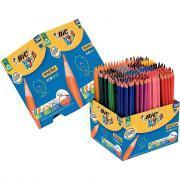 Crayons de couleur Evolution + 40 offerts - Classpack de 248