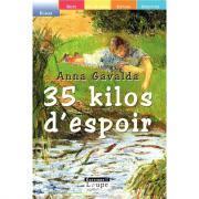 """Livre """"35 kilos d'espoir"""""""