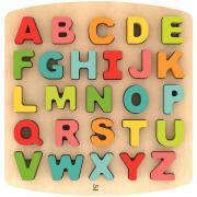Encastrement alphabet en bois